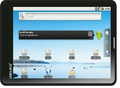 Aakash Tablet -Full Specifications, Features and Price of Aakash Tablet