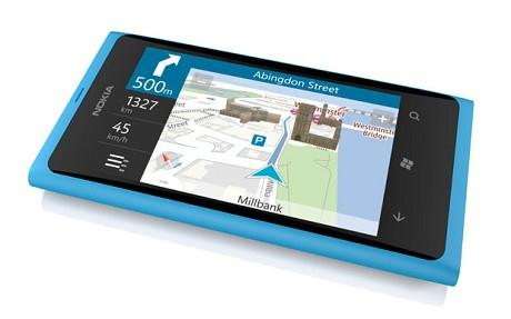 Nokia Lumia 800 Specifications and Price