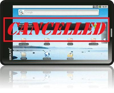 How to Cancel Aakash Tablet Booking or Order online