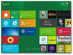Overview of Windows 8 Consumer Preview