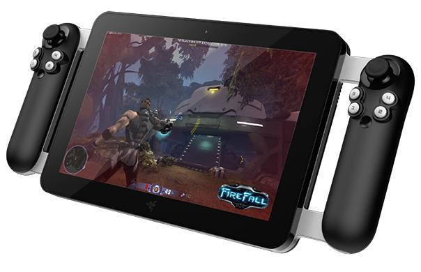 Razer Project Fiona Windows 8 gaming tablet