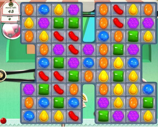 How to play Facebook game Candy Crush Saga walkthrough and review