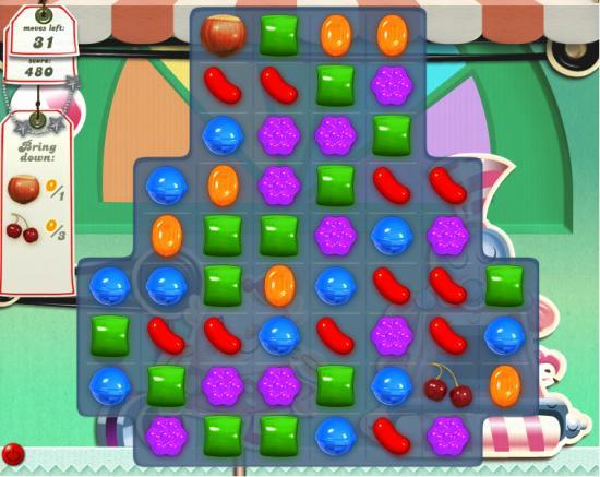 candy crush saga auf facebook