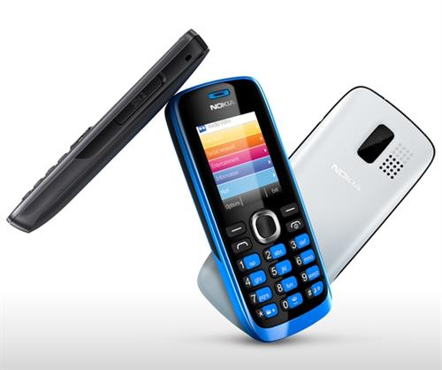 Nokia Launches New Range of Phones