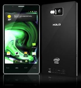 XOLO X900-first mobile phone powered by Intel Processor