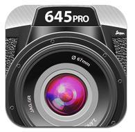 645 PRO iOS app