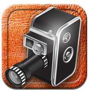 8 mm Vintage Camera app for iOS