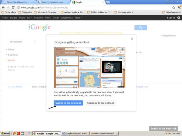 iGoogle image 3