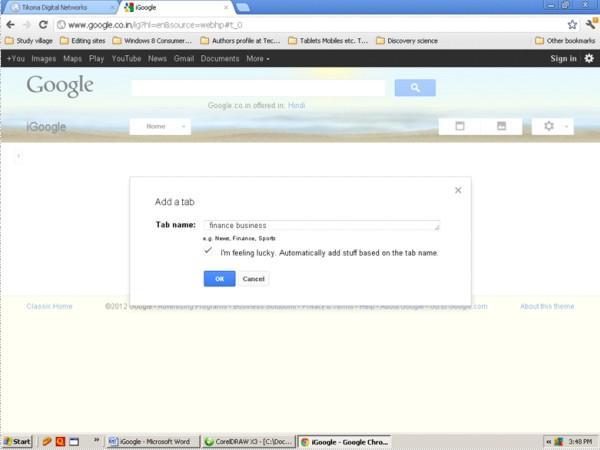 iGoogle image 5