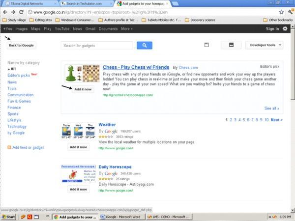 iGoogle image 6