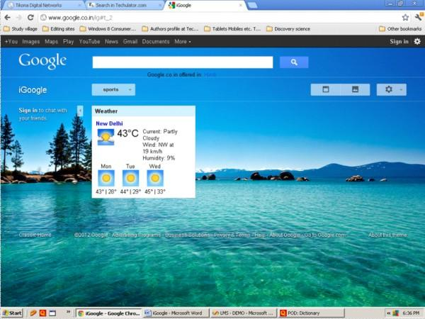 iGoogle image 8