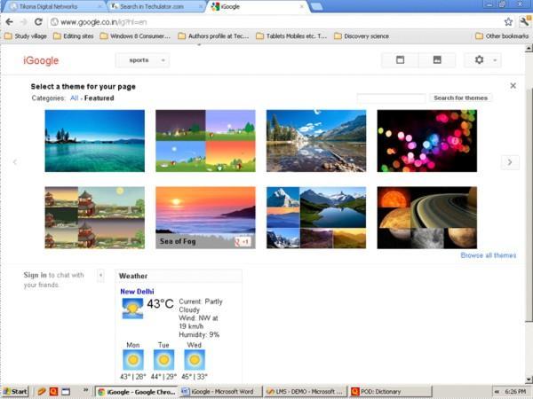 iGoogle image 7