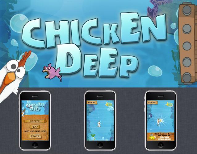 Chicken Deep