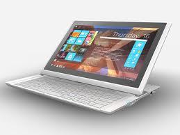 MSI Slider S20 tablet