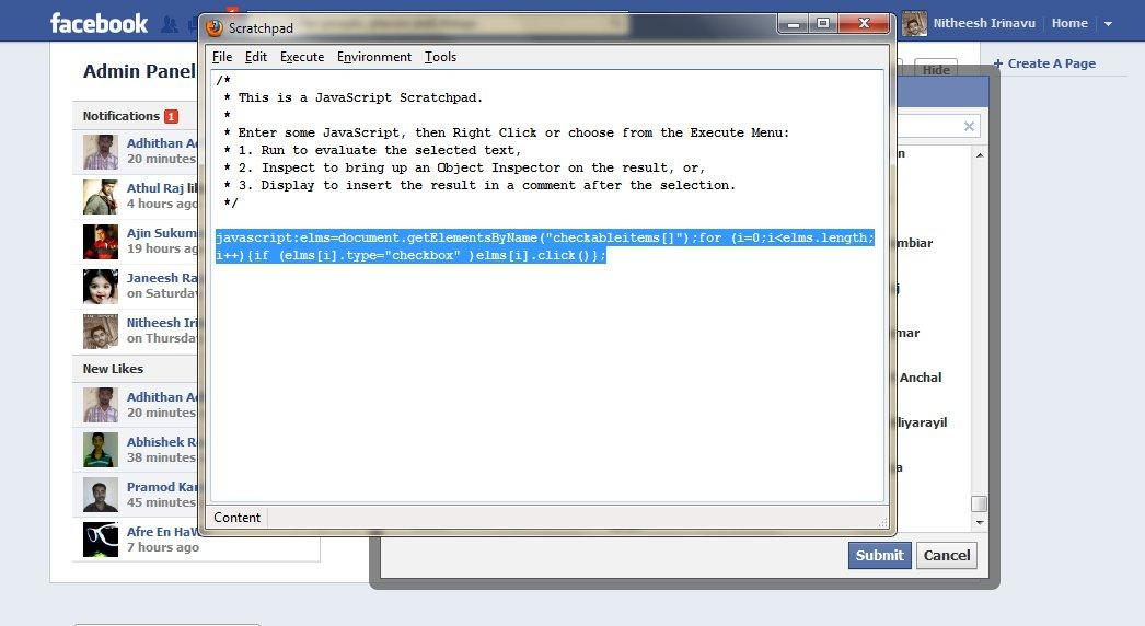 Image - Firefox Scratchpad