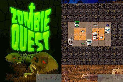 Zombie Quest logo