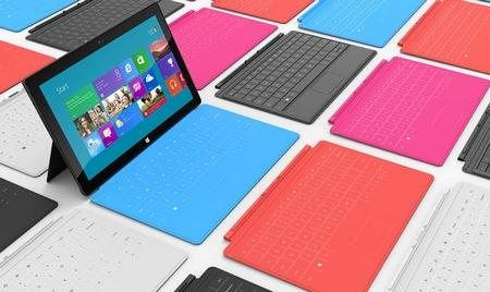 Touch Cover of Microsoft Surface Tablet