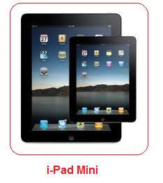 iPad Mini tablet and its specifications