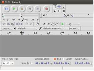 Audacity  The Open Source Professional Sound Editor