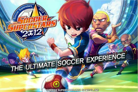 Soccer Superstars 2012 review