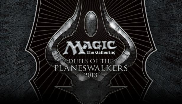 Magic The Gathering Duels of the Planeswalkers 2013 logo