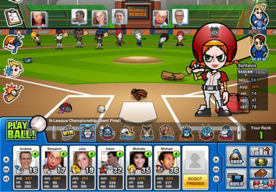 Baseball Heroes