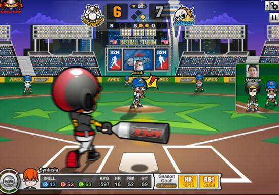 Baseball Heroes 2