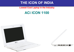 ACi Icon 1100 Laptop