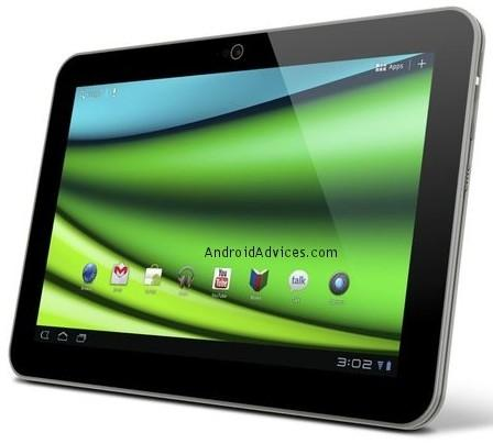 Toshiba Excite Tablet PC