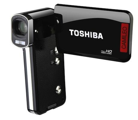 Toshib-camileo-hd-camcorder
