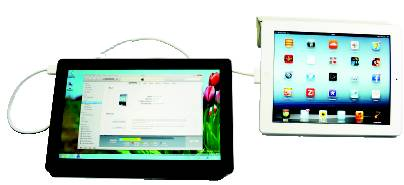Tablet Interface