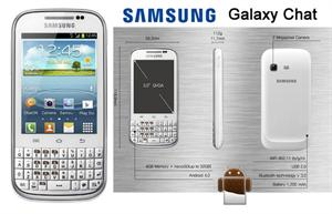 Samsung Galaxy Chat- Android 4.0 Qwerty Phone- Full Phone Specs & Features+