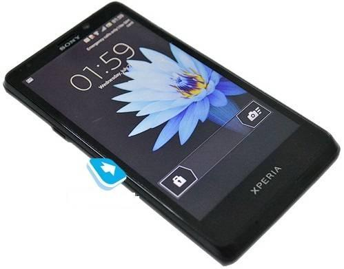 Sony Xperia T image3