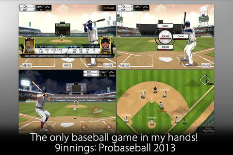 9 Innings Pro Baseball