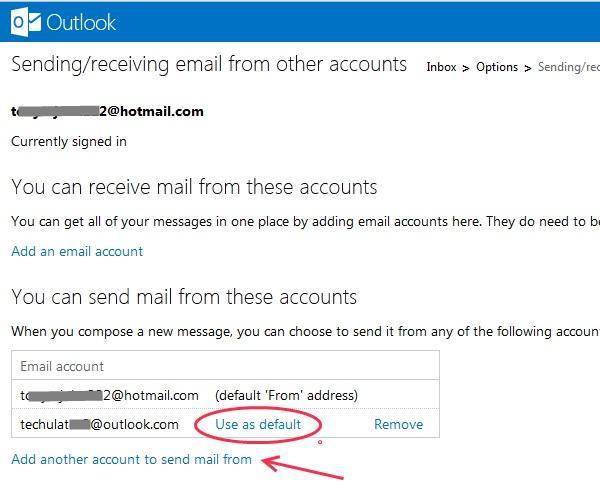 Change email address on hotmail - Lohnsteuerzettel
