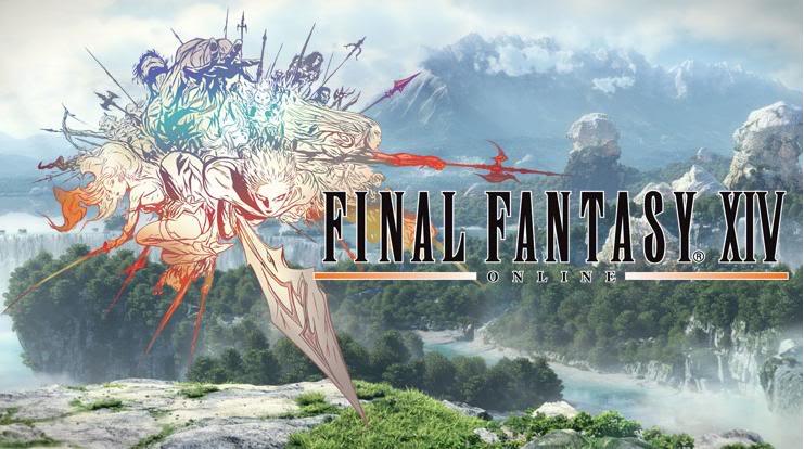 final fantasy XIV-1