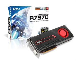 MSI R7970 2PMD3GD5 Graphics card
