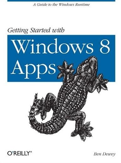 Getting Started with Windows 8 Apps Book