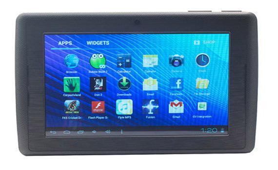 Lava E-Tab Z7H tablet image