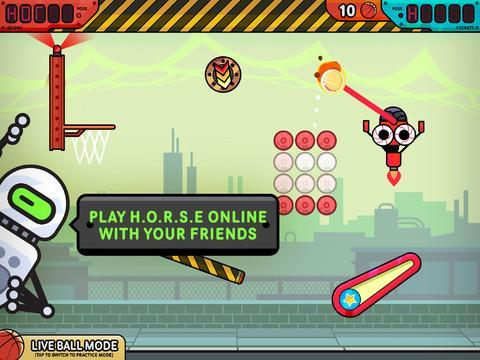 Gasketball for iPad 1