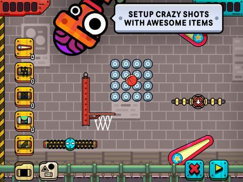 Gasketball for iPad 2