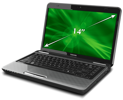 Toshiba Satellite L740 laptop India image 2