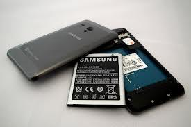 battery of samsung omnia m
