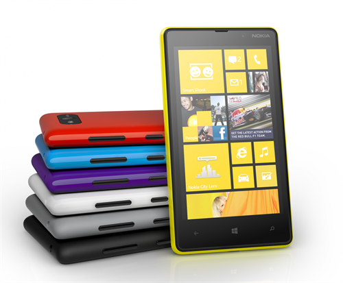 Nokia Lumia 820 Windows 8 smartphone review, price, specifications and features by experts