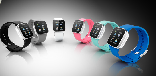 image of Sony SmartWatch