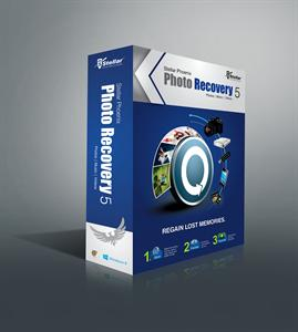 Stellar Phoenix Photo Recovery 5 software