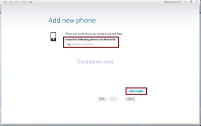 Nokia bluetooth