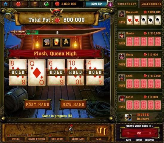 free texas holdem poker max games