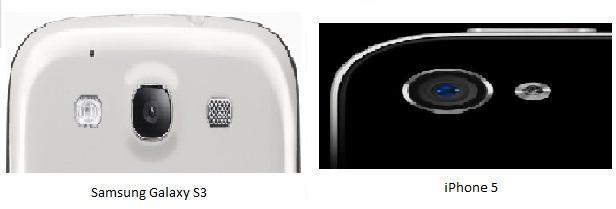 Samsung Galaxy S3 vs Apple iPhone 5 comparison image 4