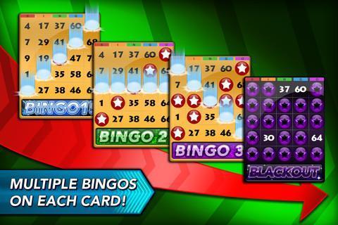 Bingo Rush